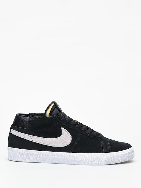 Topánky Nike SB Zoom Blazer Chukka (black/atmosphere grey)