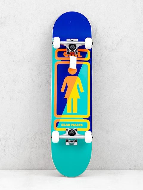 Skateboard Girl Skateboard Malto 93 Til (navy/teal)