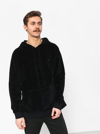 Mikina s kapucňou Supra Velux Pullover HD (black)