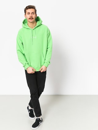 Mikina s kapucňou Polar Skate Default HD (summer green)