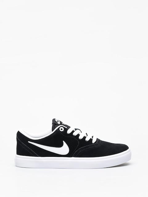 Topánky Nike SB Check Solar Wmn (black/white)