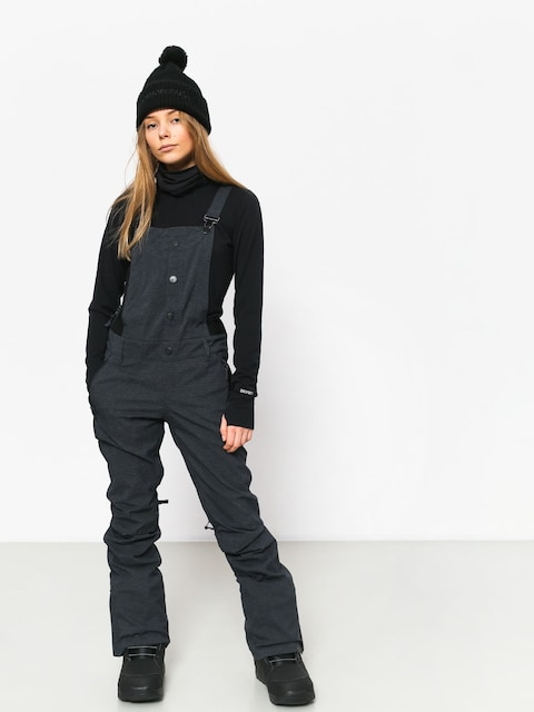 Snowboardové nohavice Roxy Tb Vitaly Bib Wmn (true black)