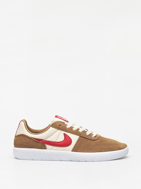 Topánky Nike SB Team Classic (golden beige/university red light cream)