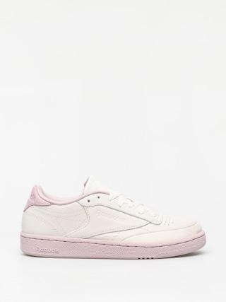 Topánky Reebok Club C 85 Wmn (chalk/lilac/fierce g)