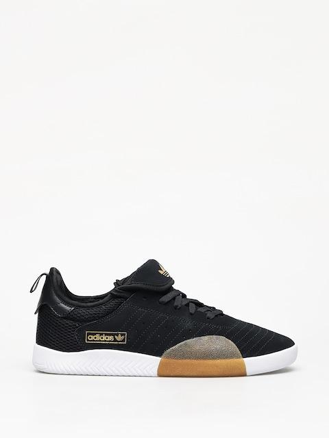 Topánky adidas 3St 003 (cblack/lgrani/ftwwht)