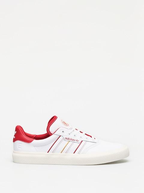 Topánky adidas 3Mc X Evisen (ftwwht/scarle/goldmt)