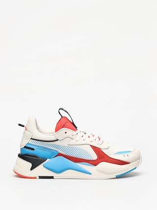 Topánky Puma Rs X Reinvention (whisper white/red blast)