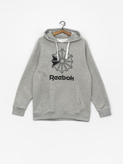 Mikina s kapucňou Reebok C Big Logo HD