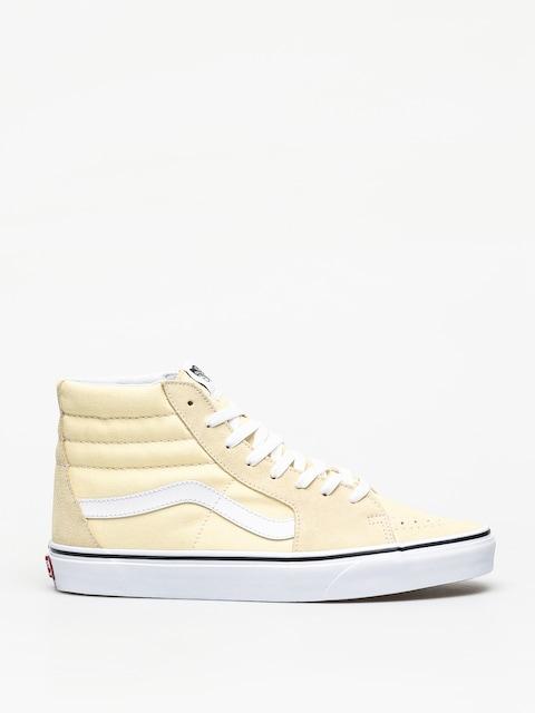 Topánky Vans Sk8 Hi (vanilla custard)