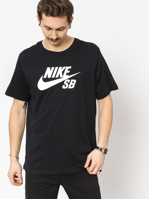 Tričko Nike SB Sb Dri Fit (black/white)