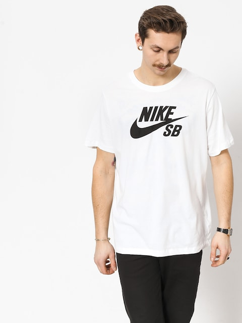 Tričko Nike SB Sb Dri Fit (white/black)