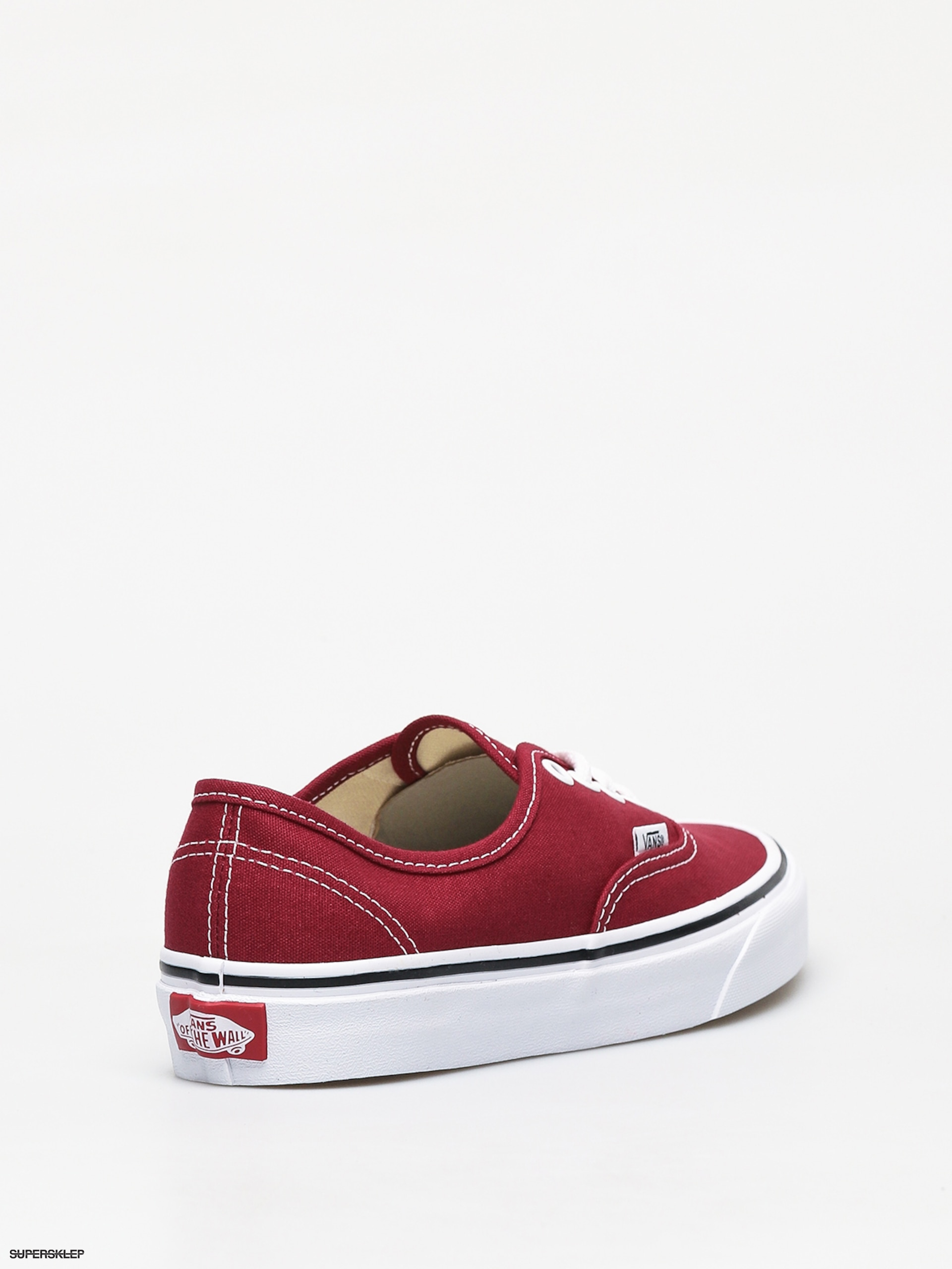 0902e2f92 Topánky Vans Authentic (rumba red/true white)