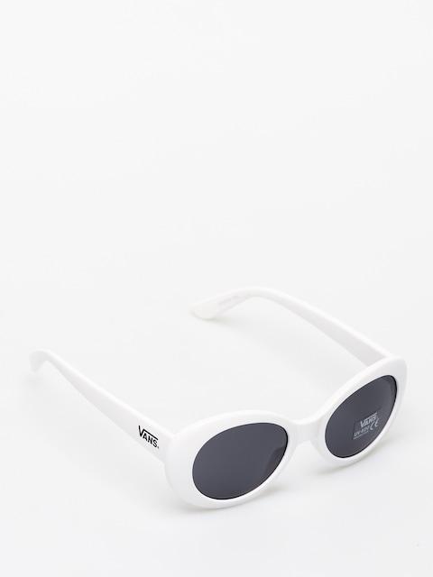 Slnečné okuliare Vans Grunge Girl Wmn (white)