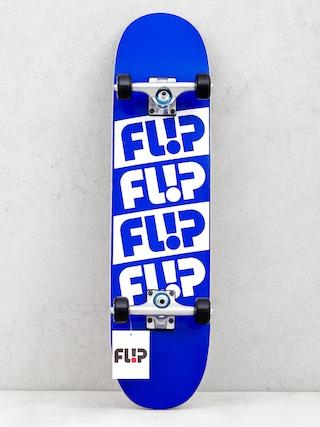 Skateboard Flip Team Quattro (odyssey blue)