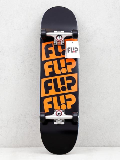 Skateboard Flip Team Quattro (odyssey black)