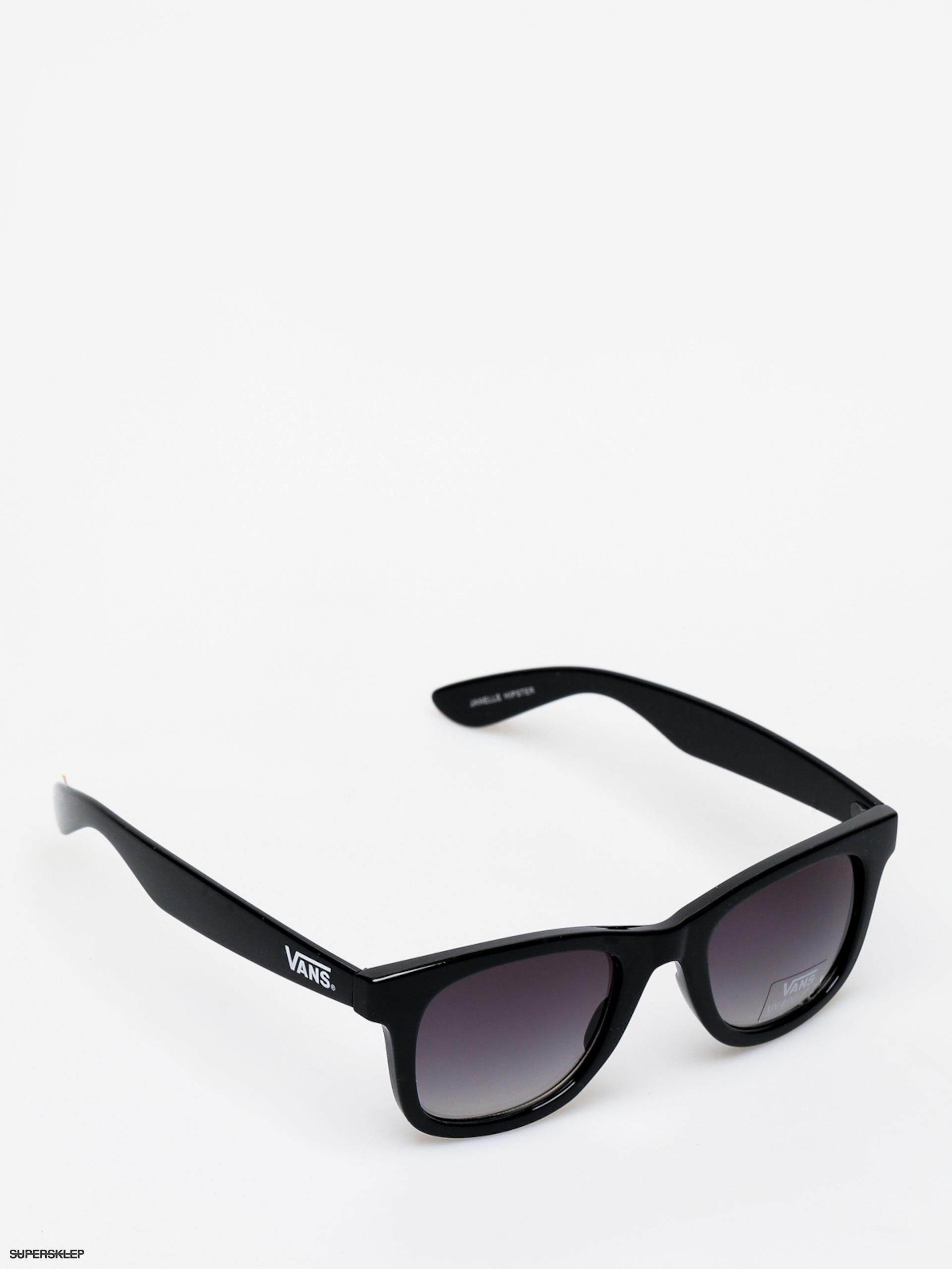 Slnečné okuliare Vans Janelle Hipster Wmn (black smoke) b513ee2f518