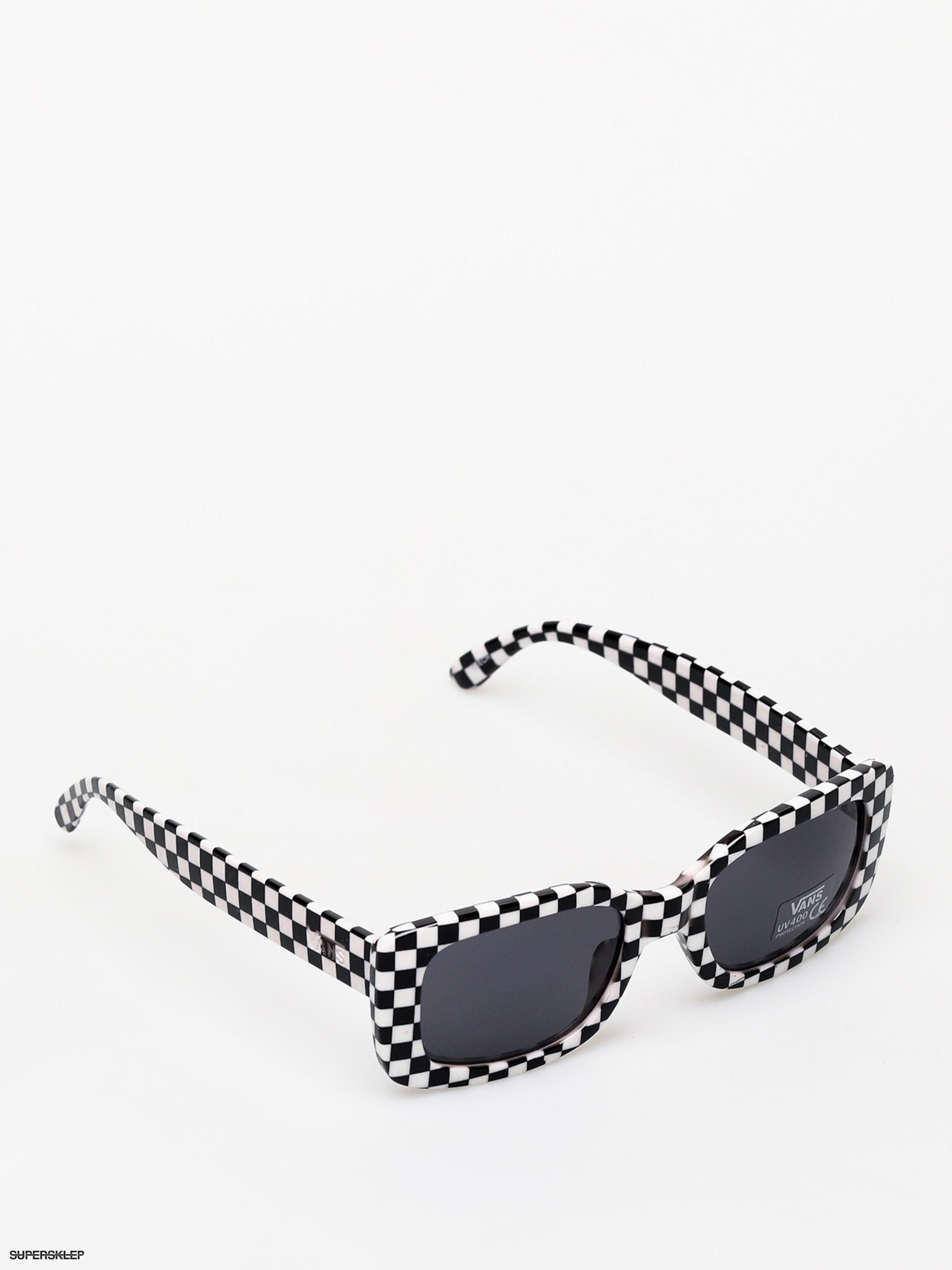Slnečné okuliare Vans Keech Shades (black white) 8ad96bf599f