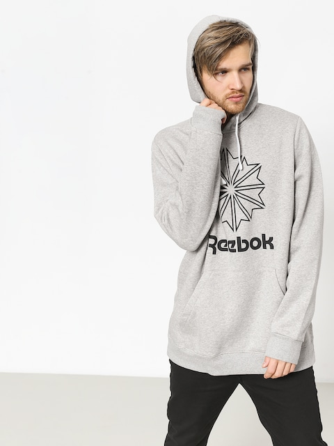 Mikina s kapucňou Reebok C Big Logo HD
