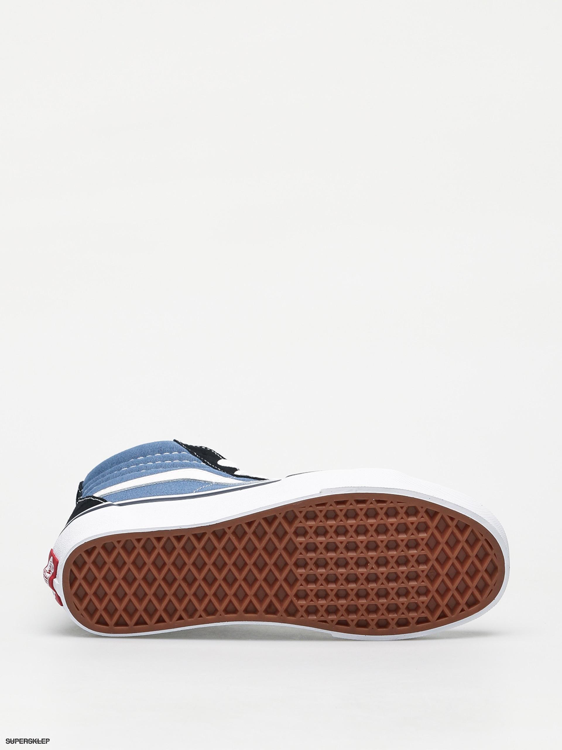 Topánky Vans Sk8 Hi (navy) a937a05f707