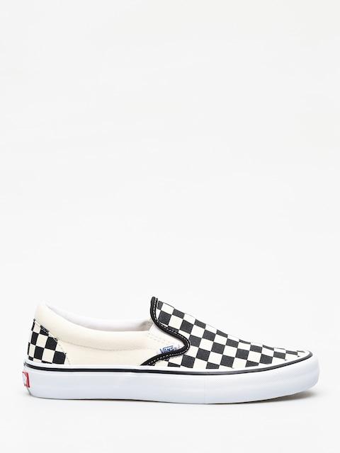 Topánky Vans Slip On Pro (checkerboard/black/white)