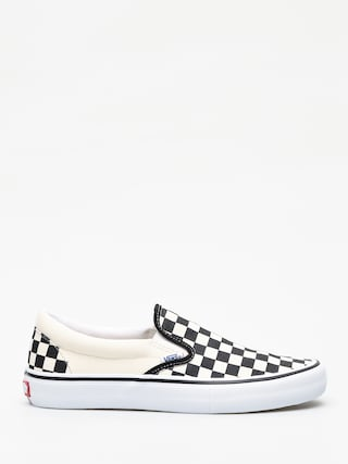 Topu00e1nky Vans Slip On Pro (checkerboard/black/white)