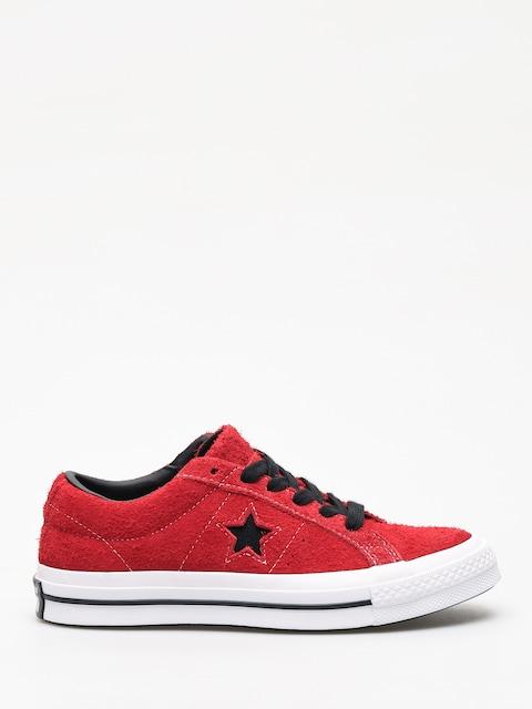 Tenisky Converse One Star Ox (enamel red/black/white)