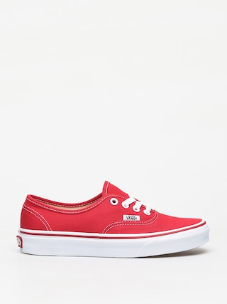 Topu00e1nky Vans Authentic (red)
