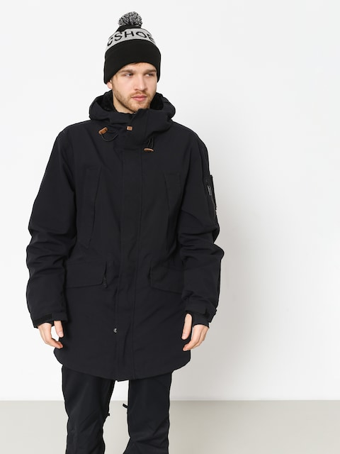 Snowboardová bunda ThirtyTwo Deep Creek (black)