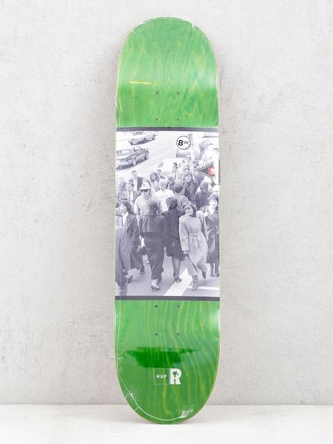 Doska Real Brd Huf Standout (green)