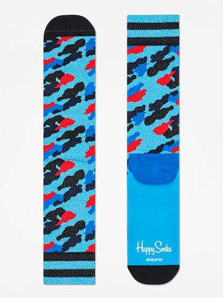 Ponožky Happy Socks Athletic Cloud (blue/black/red)