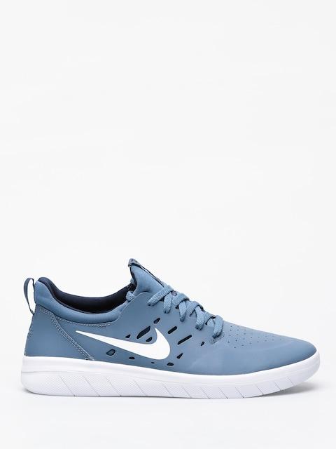 Topánky Nike SB Nyjah Free (thunderstorm/white obsidian)