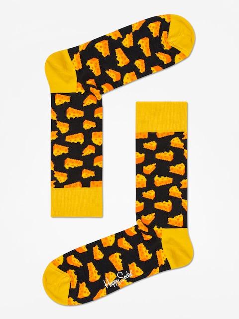 Ponožky Happy Socks Cheese (yellow/black)