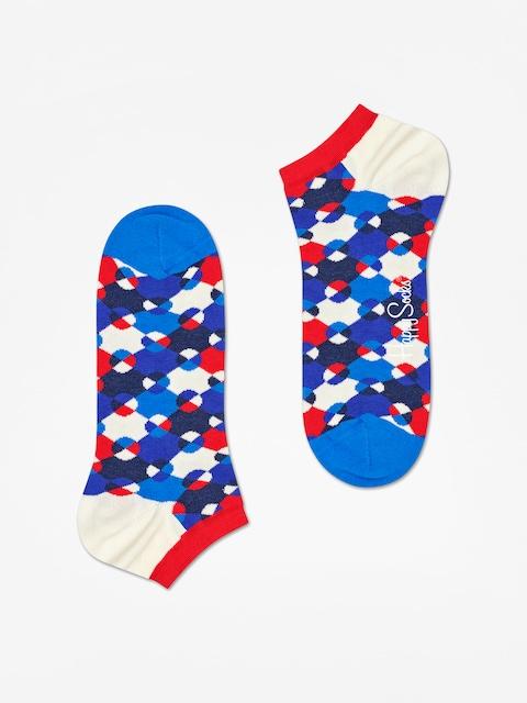 Ponožky Happy Socks Diamond Dot Low (blue/red/white)