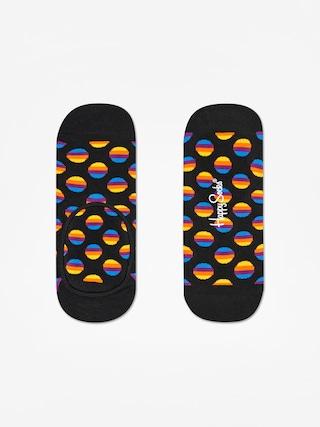 Ponožky Happy Socks Sunrise Dot Liner Low (black/multi)