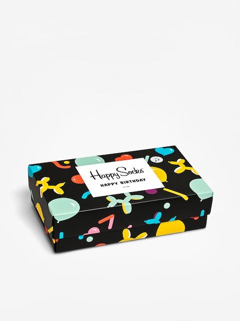 Ponožky Happy Socks Giftbox 3Pk Balloon Animal Birthday (multi)