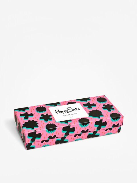 Ponožky Happy Socks Giftbox 4Pk Festiwal (multi)