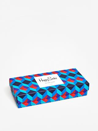 Ponožky Happy Socks Giftbox 4Pk Nautical (multi)