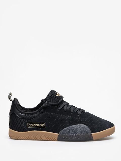 Topánky adidas 3St 003 (cblack/goldmt/cblack)