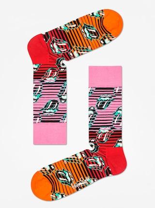 Ponožky Happy Socks Rolling Stones (pink/red/orange)