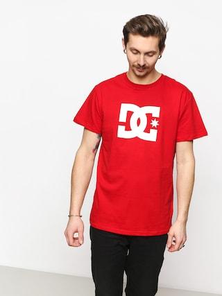 Tričko DC Star 2 (racing red)