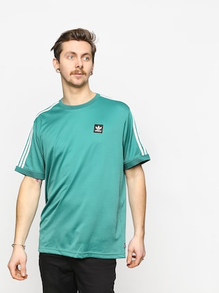 Triu010dko adidas T-shirt Club Jersey (actgrn/white)