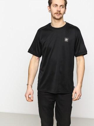 Triu010dko adidas T-shirt Club Jersey (black/black)