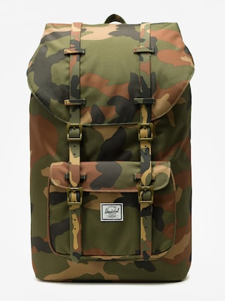 Batoh Herschel Supply Co. Little America (woodland camo)