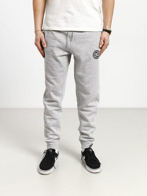 Nohavice DC Rebel Pant (grey heather)