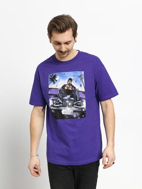 Tričko DGK Hustlin 2 (purple)