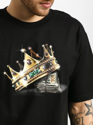 Tričko DGK Crown (black)