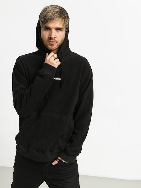 Mikina s kapucňou Koka Testdrive HD (black)