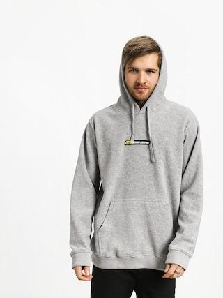 Mikina s kapucňou Koka Testdrive HD (grey)