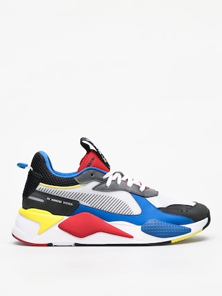 Topánky Puma Rs X Toys (puma white/puma royal/high risk red)