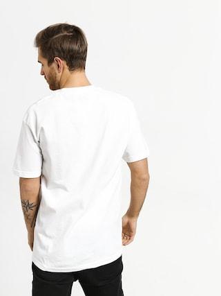 Tričko DGK Chillin (white)